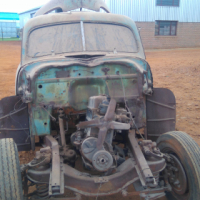 1951 CHEV DELIVERY VAN VERY RARE FOR SALE
