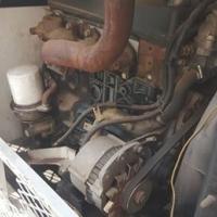 Generator on wheels 15Kw 380volt 27.1amps x 3 working with 2.8 Isuzu engine