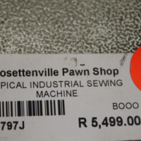 Typical Industrial Sewing Machine S020797J #Rosettenvillepawnshop
