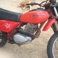 Honda 500 XL