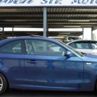 BMW 1 Series 135I COUPE M-SPORT PACK ELECTRIC SUNROOF+XENON LIG