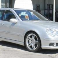Mercedes Benz Mercedes Benz C55 AMG Coupe
