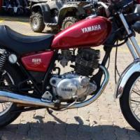 2008 Yamaha SR250