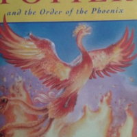Harry Potter And The Order Of Rhoenix - Book 5 - J. K. Rowling.