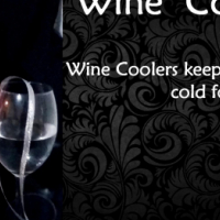 WINE COOLERS WITH A DIFFERENCE