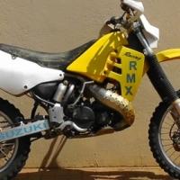 Suzuki RMX 250cc - Offers Welcome