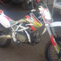 puzey 125 pitbike like new