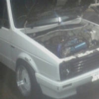 vw golf 1 20v turbo