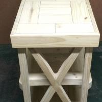 Dresser Farmhouse series 1150 with crosses - Raw