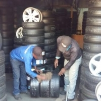 For new and second hand tyres at good prices,all sizes and specs available call us at JJ's