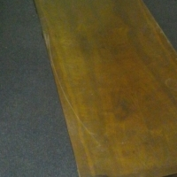 Nice Brown Wooden Coffee Table
