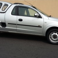 Opel Corsa Utility 1.7 Dti with canopy,a/c for sale