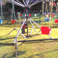 MERRY-GO-ROUND rides and carnival games for hire and for sale