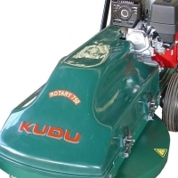 Industrial Ride on lawnmower KUDU