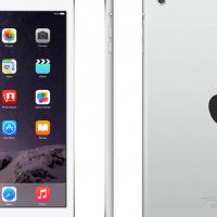 iPad Mini 1 16gb 3G (white)