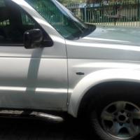 2006 Mazda Drifter SLE 2.2 Petrol Double Cab