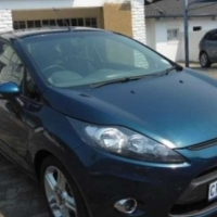 Ford Fiesta 1.6 SPORT 5DR MANUAL