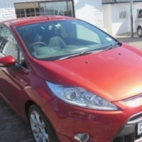 Ford Fiesta 1.4I TITANIUM 3DR MANUAL