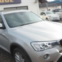 BMW X series SUV X DRIVE 2.0D EXCLUSIVE F25 AUTOMATIC