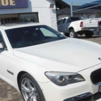 BMW 7 Series 730D M-SPORT AUTOMATIC
