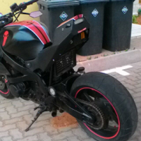 streetfighter zzr600 d3