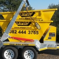 Lucrative Mini Skip Business for sale, R235.000