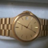 Tissot Gold Watch
