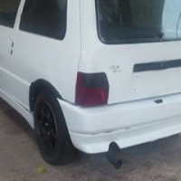 92 model uno turbo projek