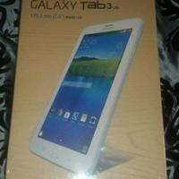 Samsung Galaxy Tab 3 lite splinter nuur steeds geseel in boks