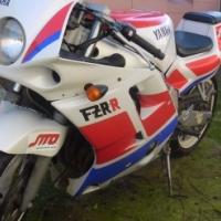 250 Yamaha FZR