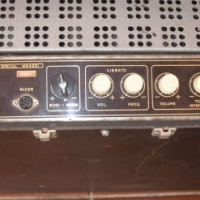 Ultrasonic Special Meazzi Guitar Valve Amp