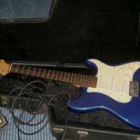 ARIA Electric Guitar and extras