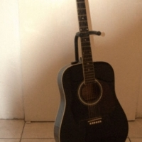 Maxwell Steel-string Accoustic Guitar