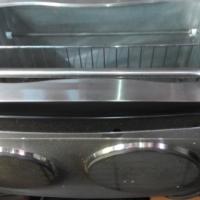 Mini stove 2 plates and oven