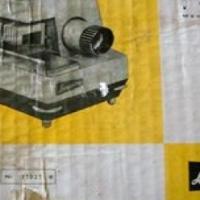 Liesgang skyfie projector in puik toestand