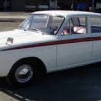 Ford cortina peacesign wanted