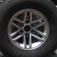 Ford everest mags