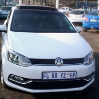 Polo 6 TSi 16  2015 Model, 5 Doors factory A/C And C/D Playe