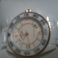 Rotary Woman's Watch (White)