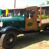 1934 Ford woody trokkie original