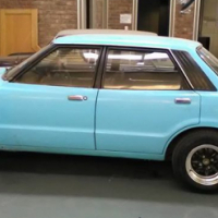 Ford cortina 1.6