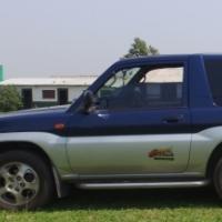 Pajero IO 2000 model