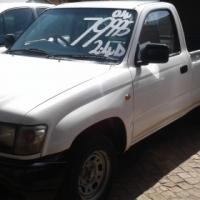 2004 Toyota Hilux 2.4d lwb