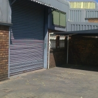 144m2 factory/warehouse to let in Wadeville