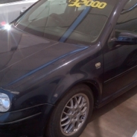 GOLF4 2 L GTI