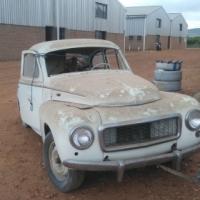 1963 VOLVO 2 DOOR - FOR SALE