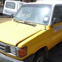 Toyota Stallion, Stripped Bakkie