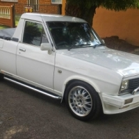 Nissan 1400 bakkie for sale or swap for car