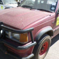 Ford Courier 3.0 V6, Petrol, 4x4, Double Cab Bakkie