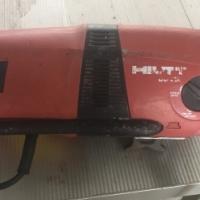 HILTI D200 CORING MACHINE